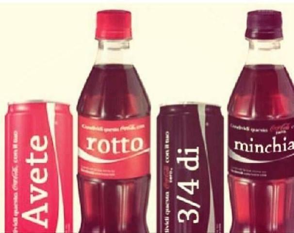 coca cola target markets