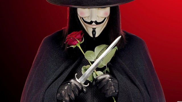 v for vendetta archetypes